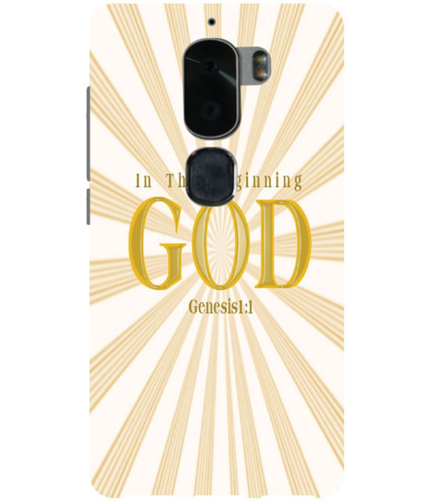 Coolpad Cool S1 Printed Cover By Treecase