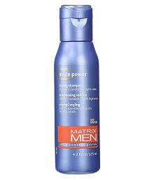 Matrix Men Style Power Styling Shampoo   Shampoo 125 Ml
