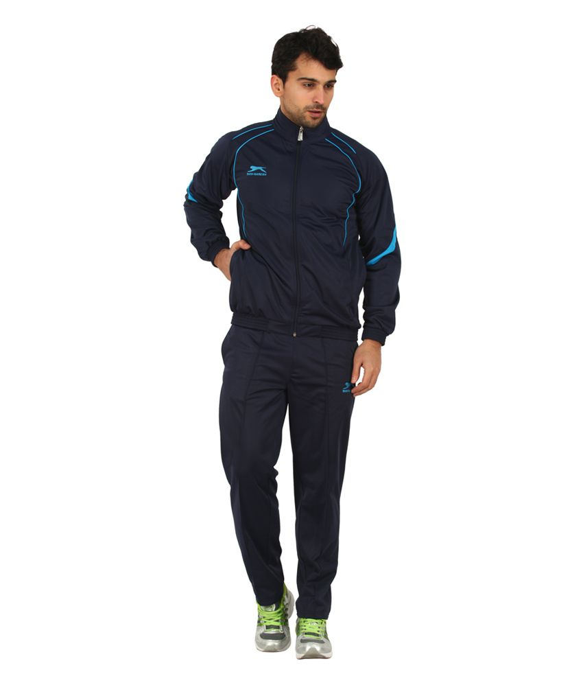 Shiv Naresh Solid Men's Track Suit