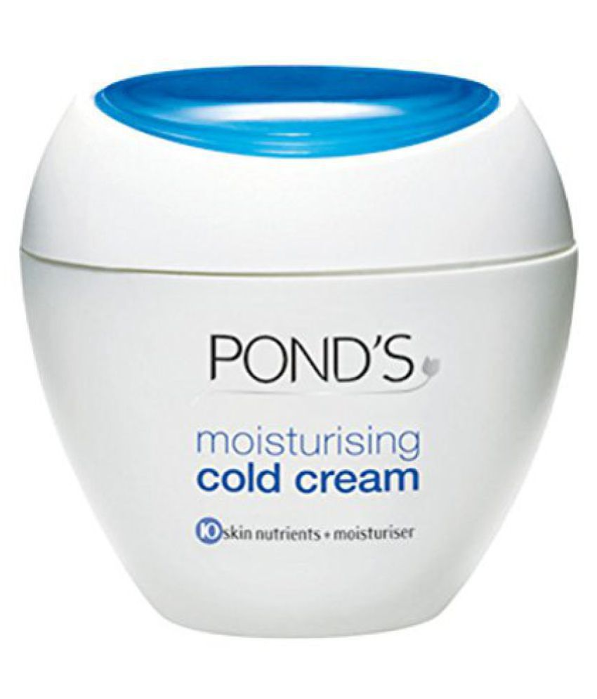 Ponds Moisturising Cold Cream, 55ml With Free White Beauty Lightening Cream, 7.7g  available at snapdeal for Rs.82