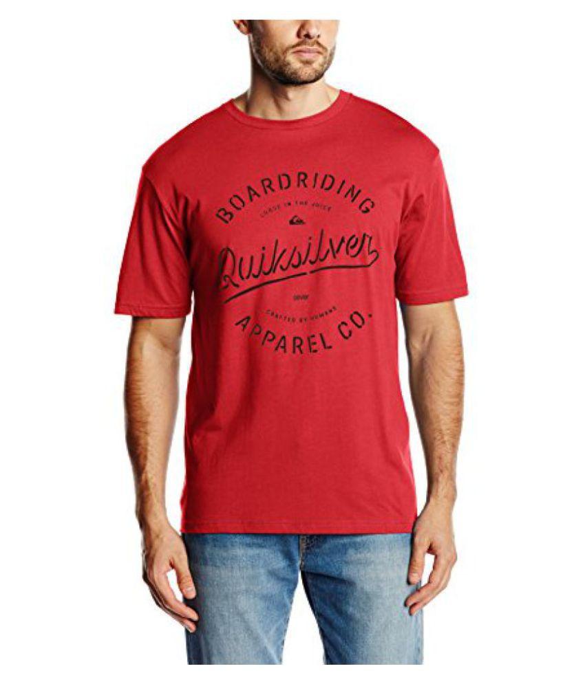 Quiksilver Mens T-Shirt