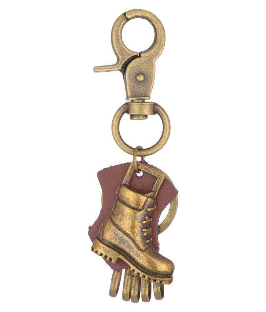 Parrk Leather Key Chain