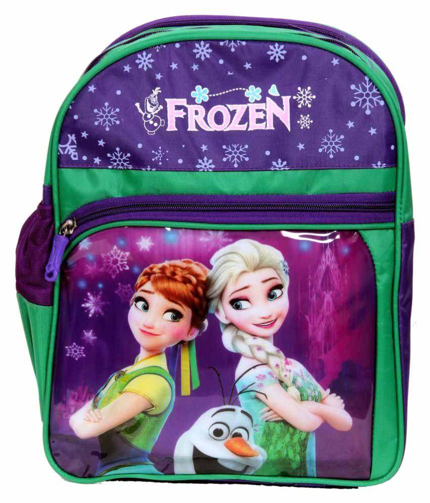 Rainbow Frozen Kids School Bag Backpack - Buy Rainbow Frozen Kids School Bag  Backpack Online at Low Price - Snapdeal