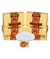 pack Of 6 Vaadi Herbals Exotic Flavors Luxurious Handmade Herbals Soaps 75gm Bath & Body