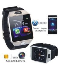 Being Trendy CURRENT Smart Watches Black