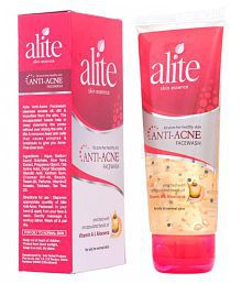 Leeford Healthcare Limited Alite Anti-Acne Face Wash [Pack Of 4] 70 Gm Each Face Wash 280 Gm Pack Of 4