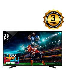 Vu 32K160M 80 cm 80 cm ( 32 ) HD Ready (HDR) LED Television With 1+2 Year Extended Warranty