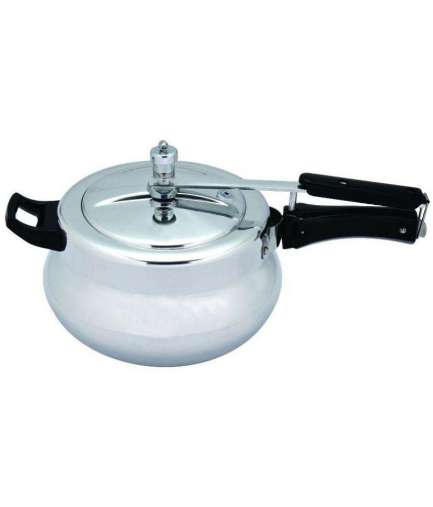 Black Cat 3 Ltrs Aluminium Innerlid Pressure Cooker Snapdeal Rs. 899.00