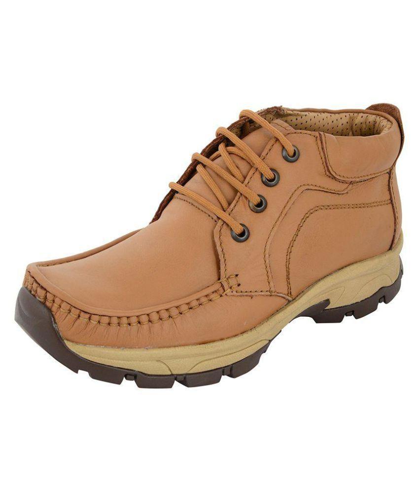 Da-dhichi S-2 Outdoor Beige Casual Shoes