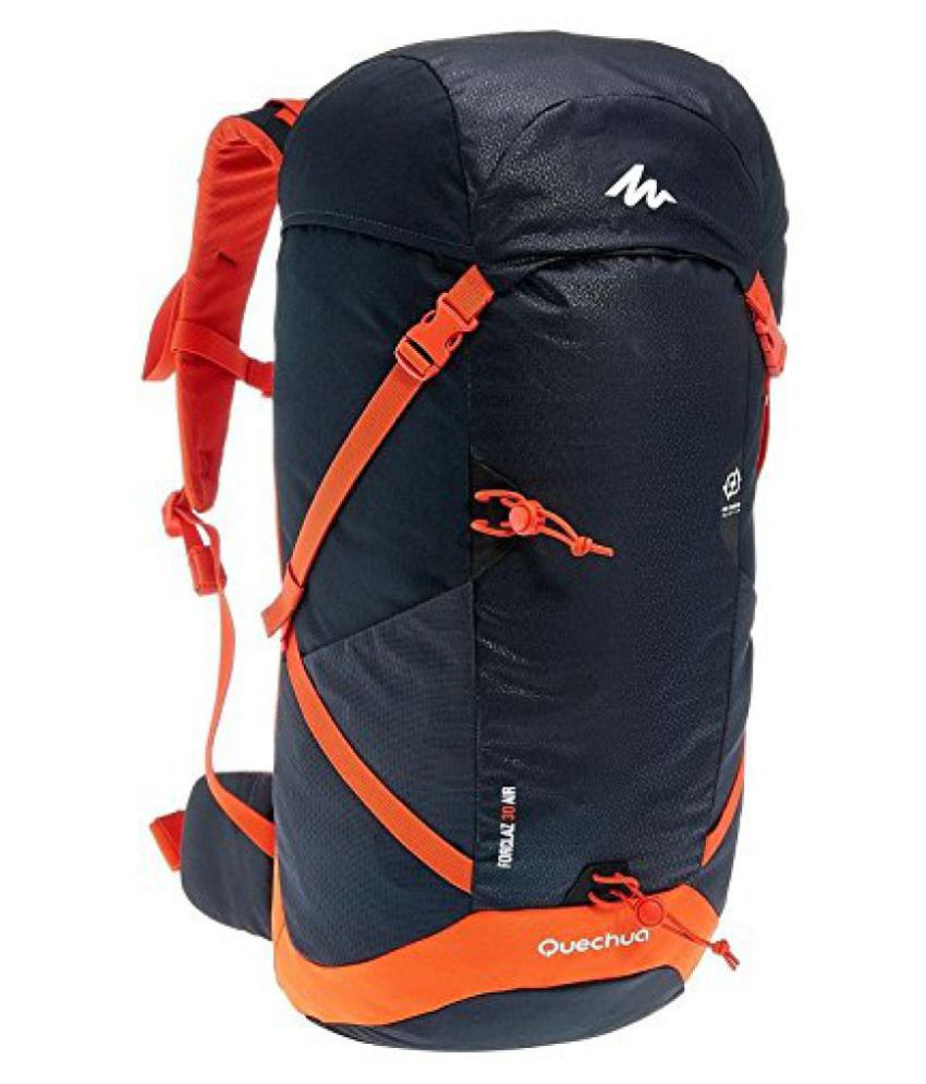 Quechua Forclaz 30L Air Day Hiking Backpack Black Red - Buy Quechua Forclaz  30L Air Day Hiking Backpack Black Red Online at Low Price - Snapdeal 67744e4e4b