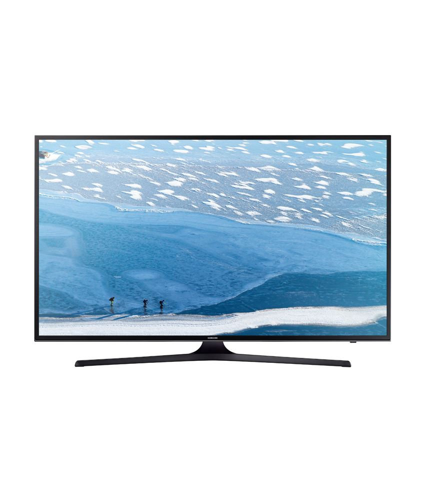 Samsung 40KU6000 101 cm (40) Smart and Curved Ultra HD (4K) LED Television