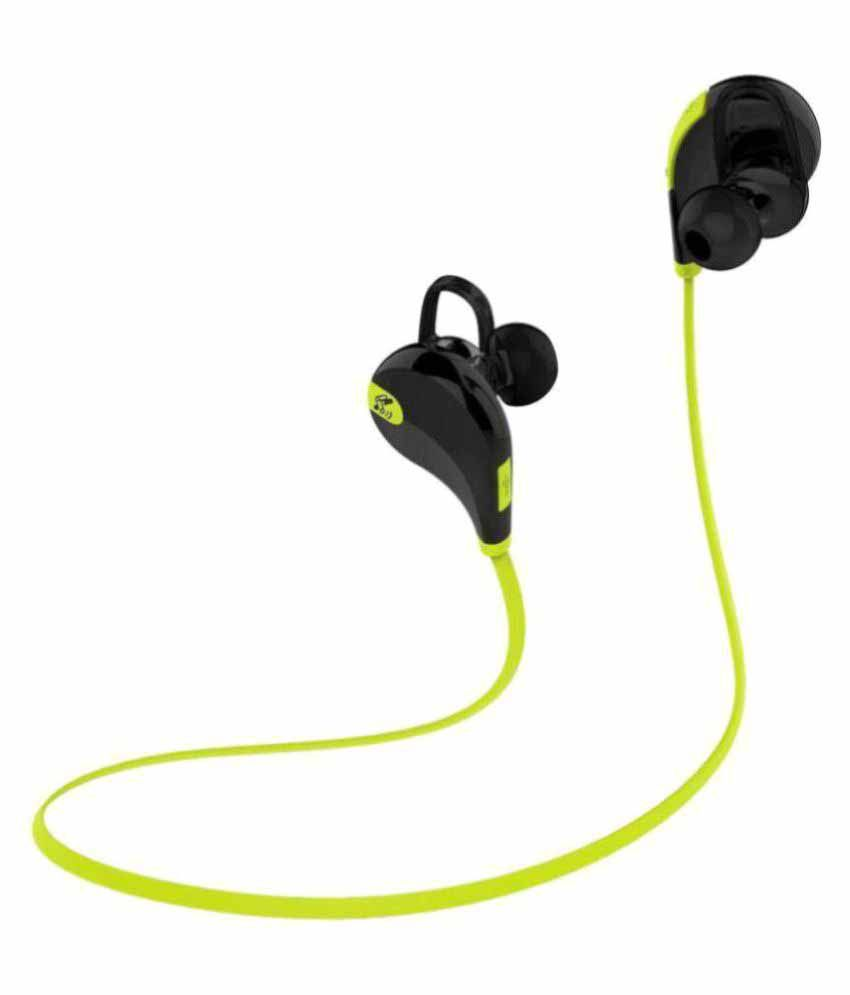 RJD Jogger Bluetooth Headset - Green ...