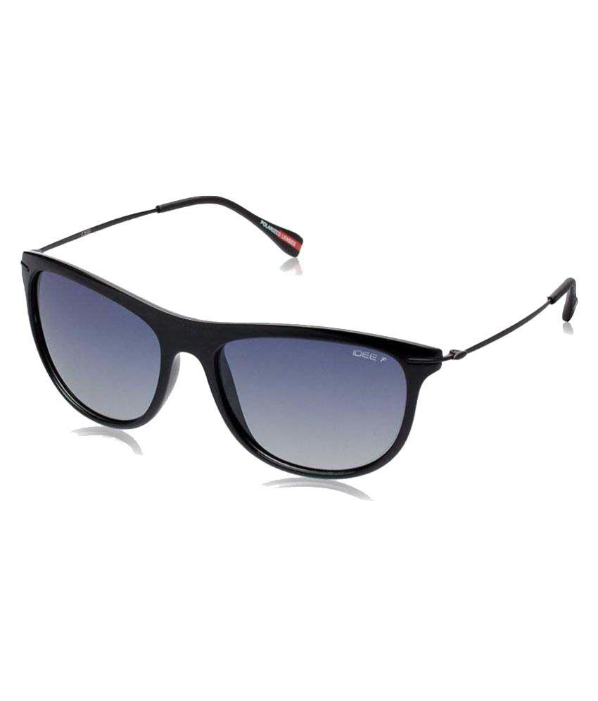 Idee Grey Square Sunglasses ( S2028-C2P-56 )