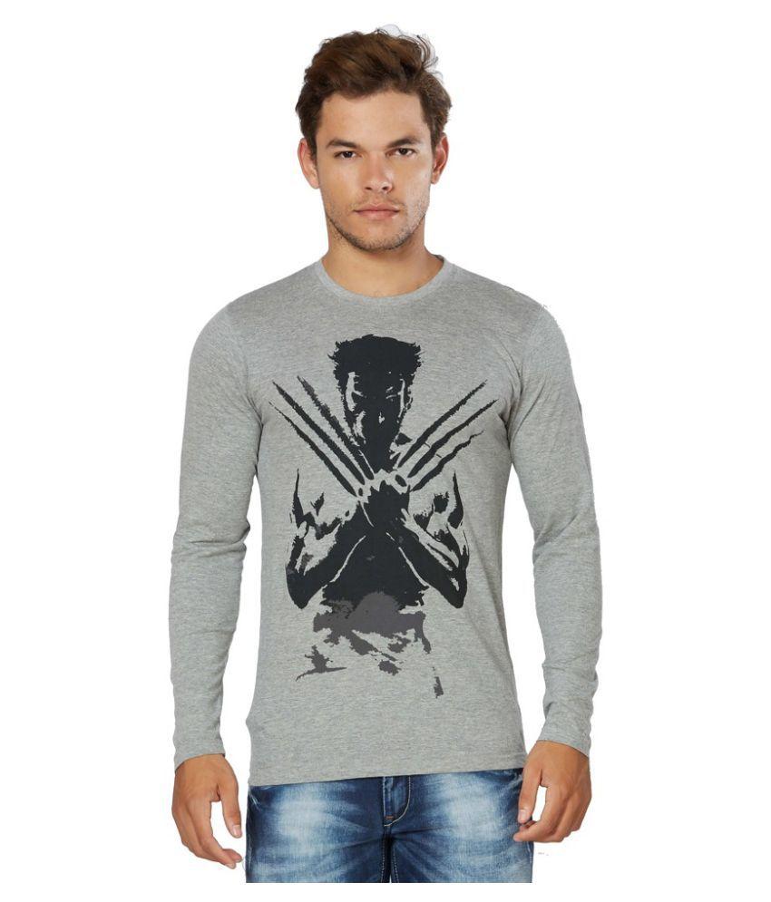 Alan Jones Grey Round T-Shirt