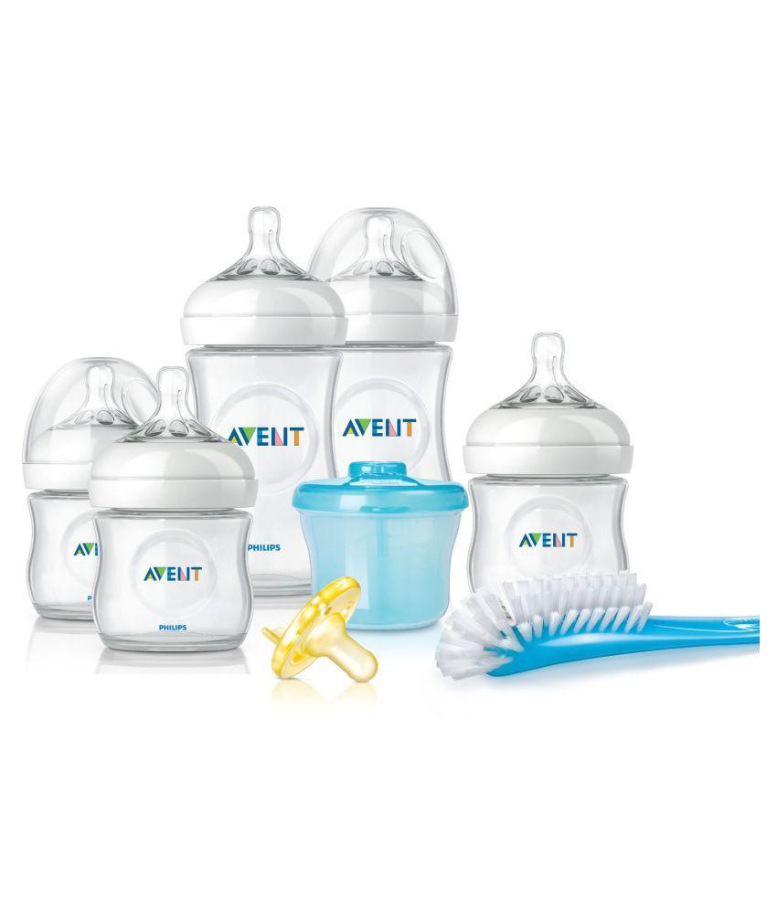 8f31abde14b9 Philips Avent Natural Newborn Baby Bottle Starter Set
