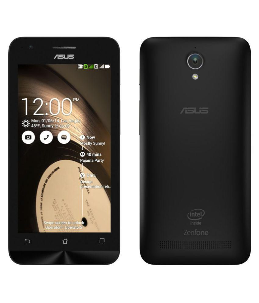 REFURBISHED Asus Zenfone C Z007 ZC451CG 8GB Black