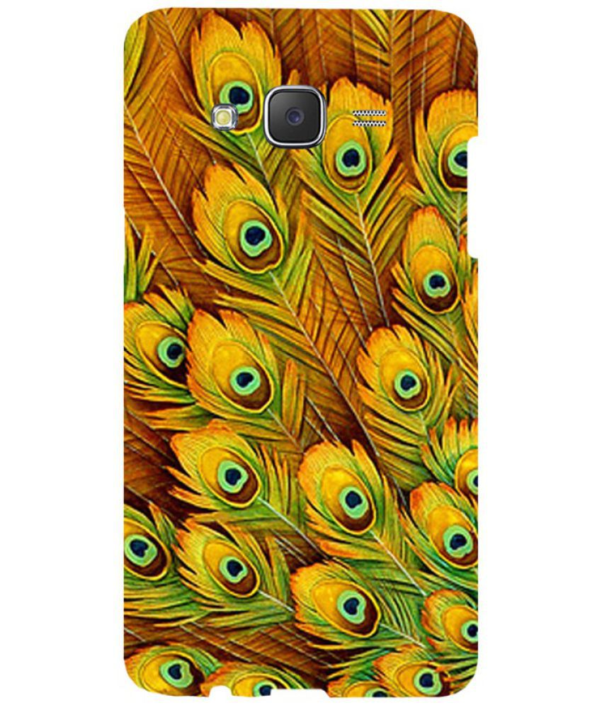 Samsung Galaxy J5 Printed Cover By Skintice