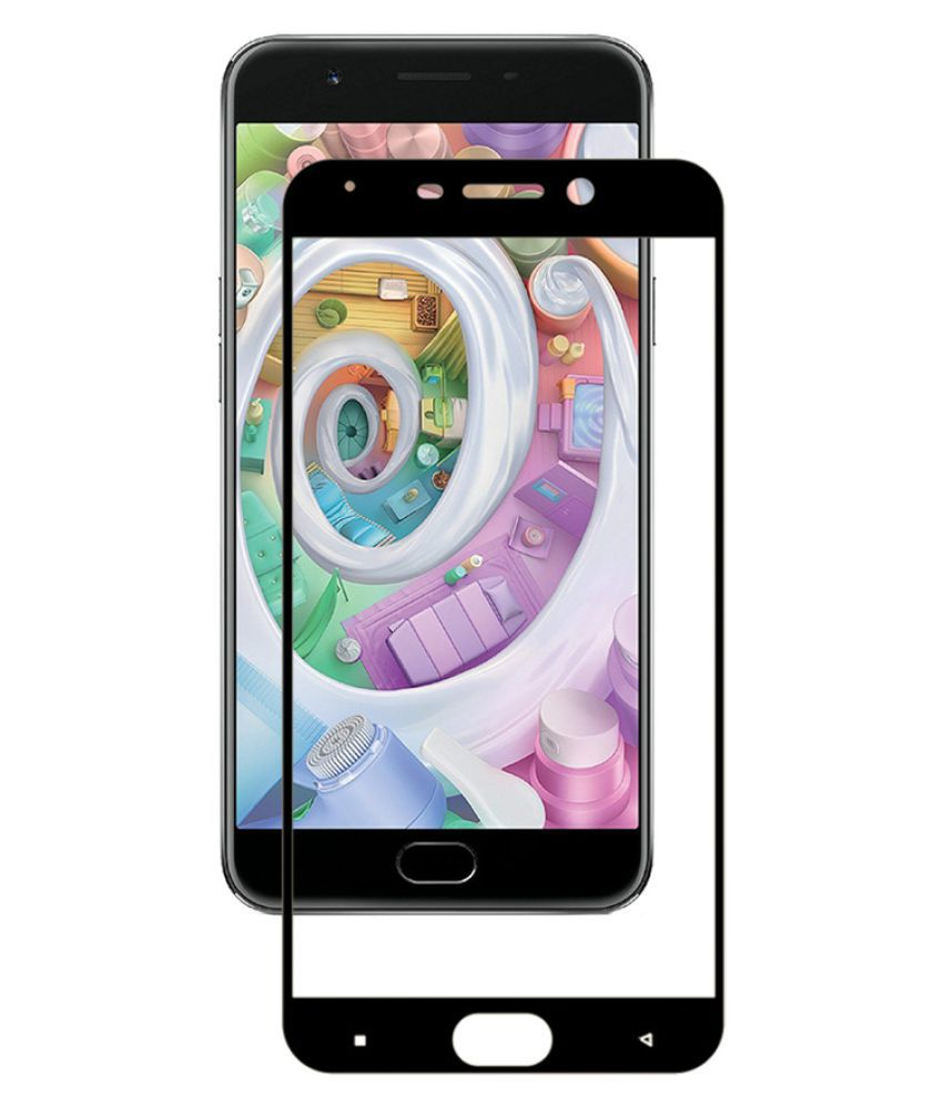 Oppo F1s Tempered Glass Screen Guard By Acm Mobile Guards Full Layar