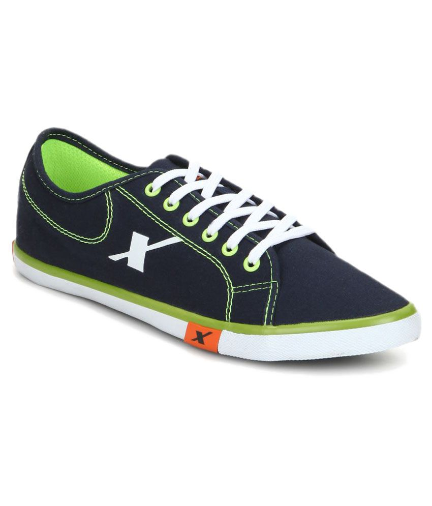 4685d0bd30 Sparx SM-283 Sneakers Navy Casual Shoes - Buy Sparx SM-283 Sneakers Navy Casual  Shoes Online at Best Prices in India on Snapdeal