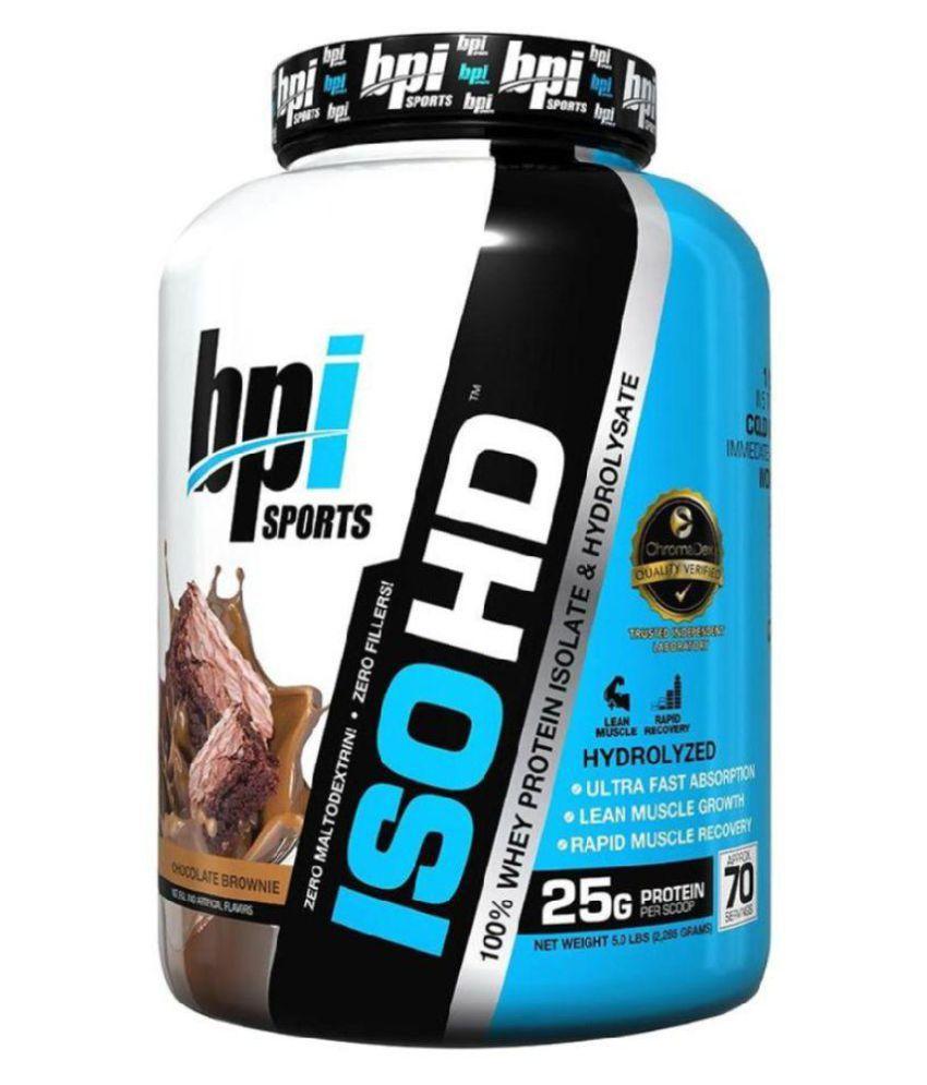 BPI Sports Iso HD 5 lb