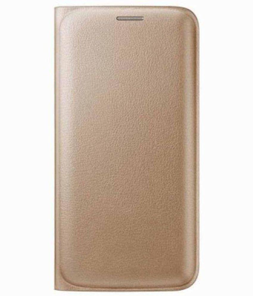 a64b496cff5 Xiaomi Redmi Note 4 Flip Cover by Karshni - Golden - Flip Covers ...