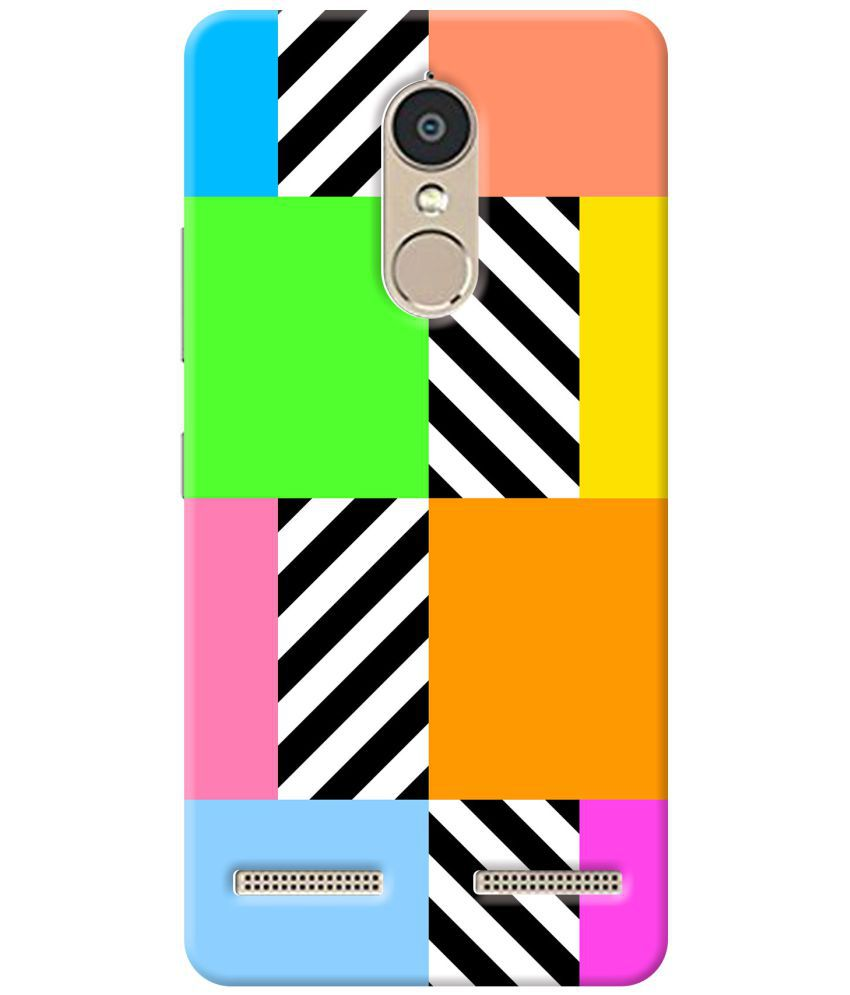 Lenovo K6 Power Printed Cover By Unicraft