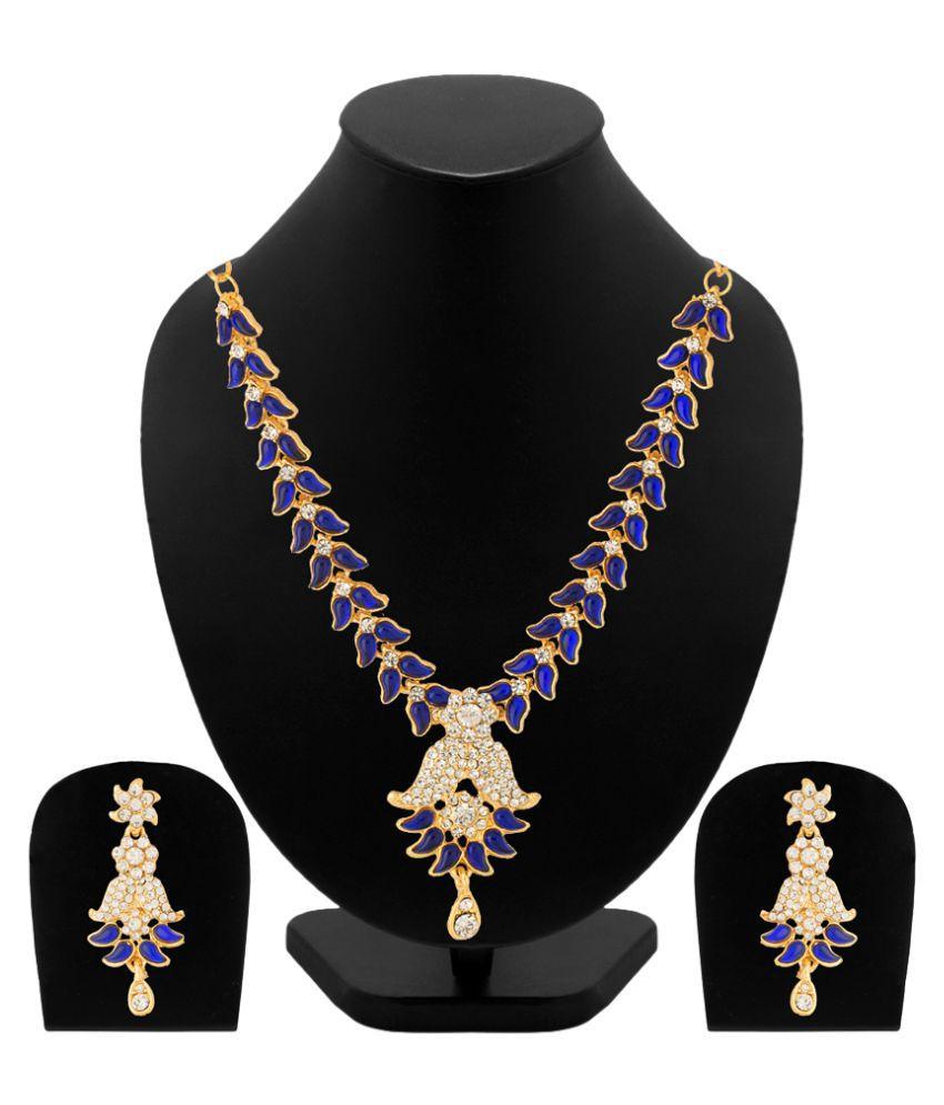 NIA Multicolor Necklace Set