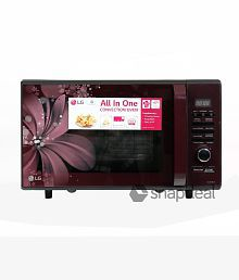 LG 28 LTR MC2886BRUM Convection (with Rotisserie) Microwave