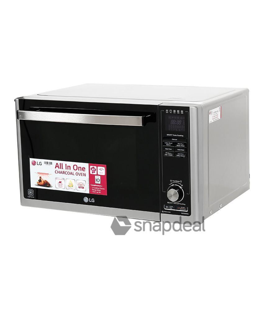 Lg Microwave Convection Oven: LG 32 LTR MJ3283CG Convection Microwave Oven Price In