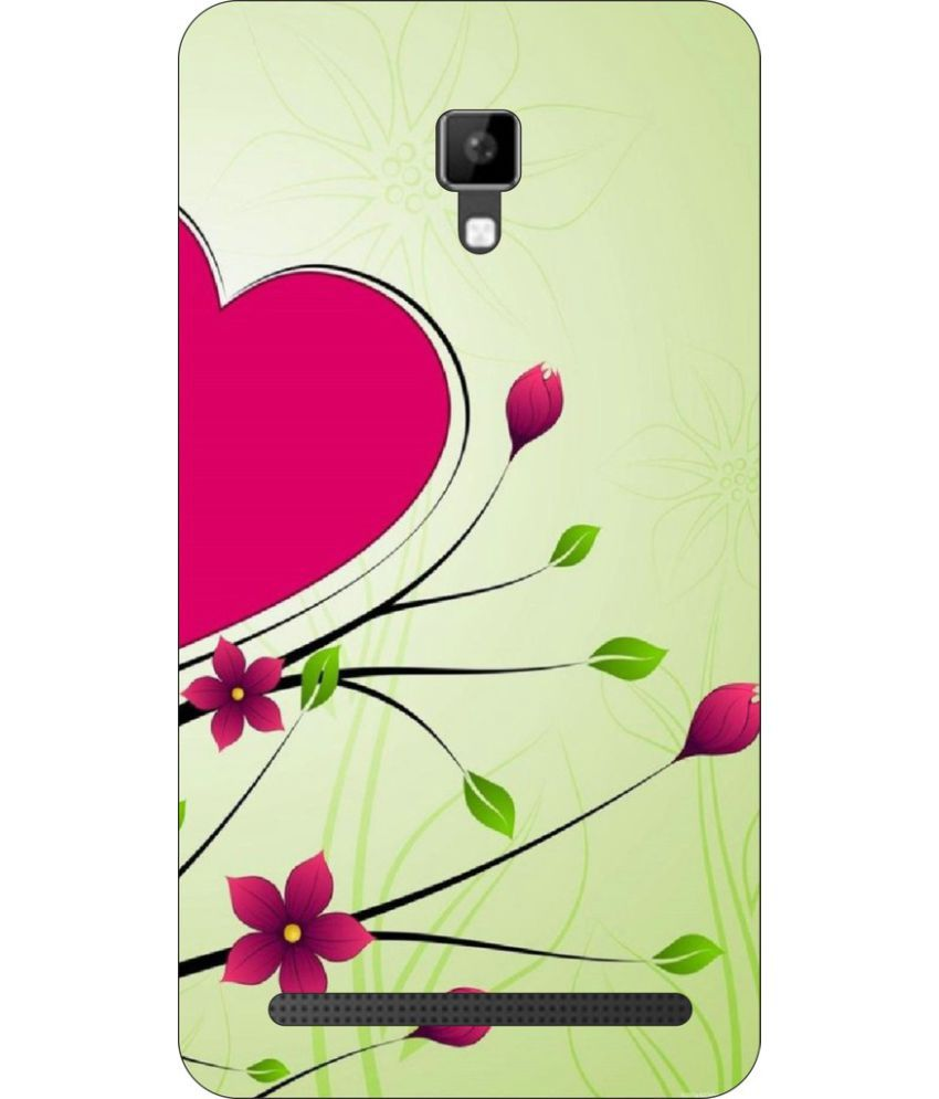 Micromax Bolt Q331 Printed Cover By Go Hooked