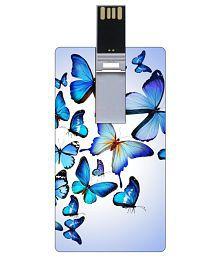 Go Hooked GHCCPDRV32GB-890 32GB USB 2.0 Fancy Pendrive Multi