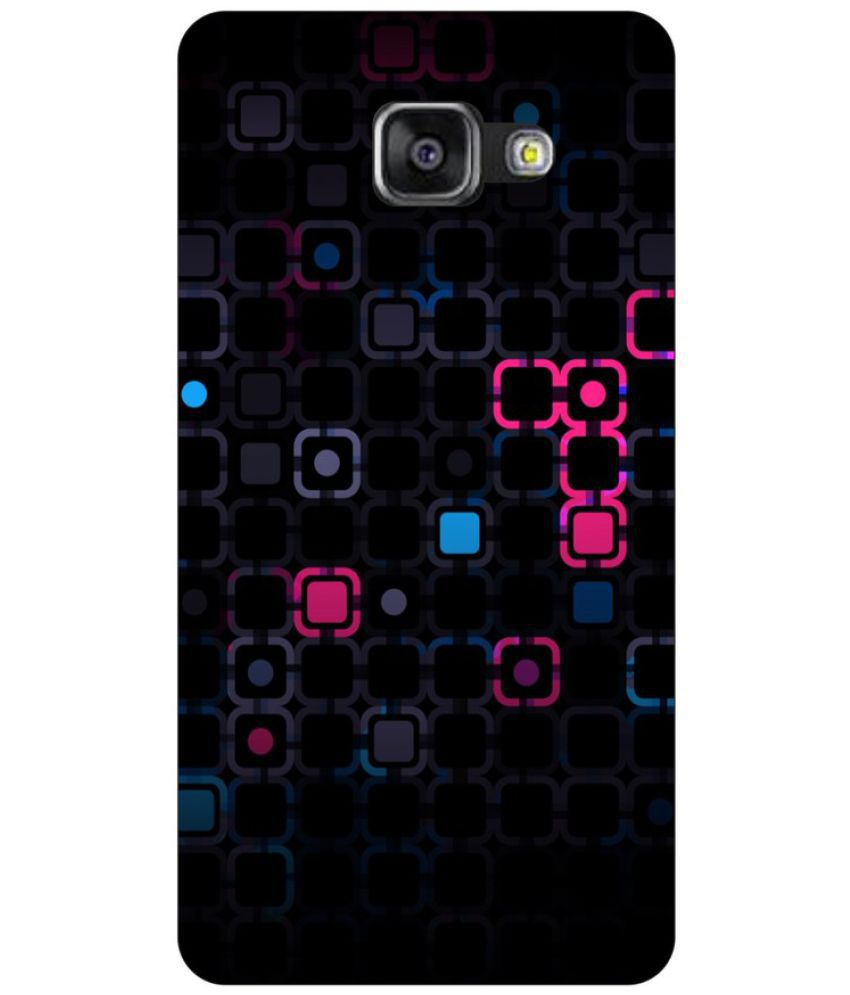 Samsung Galaxy A5 (2017) Printed Cover By Go Hooked