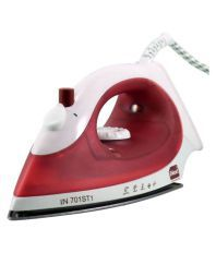 Inext IN-701ST1 1200 W Steam Iron (Red)