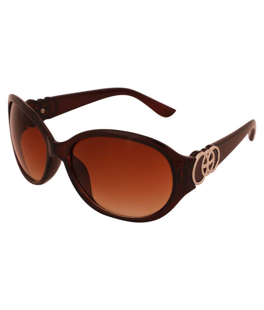 Praise Brown Bug Eye Sunglasses ( SGL37 )