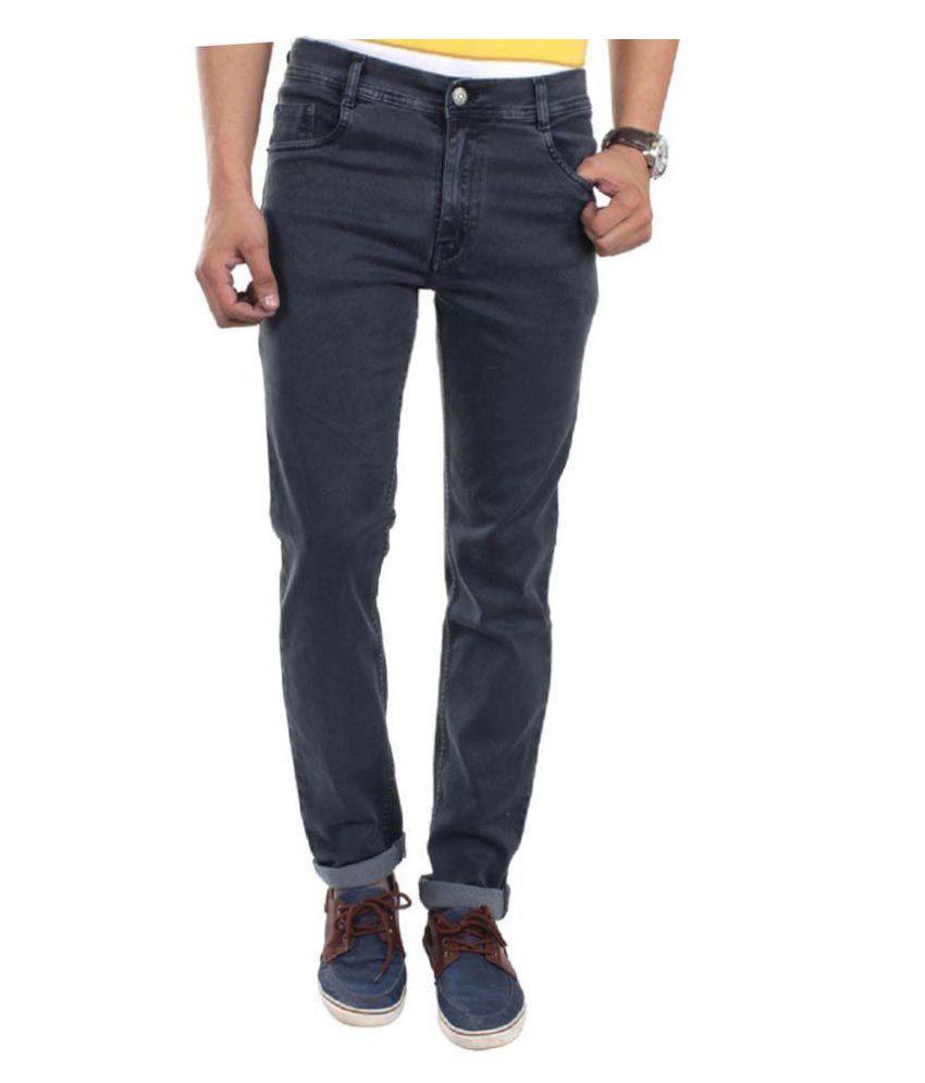 Redesign Grey Slim Jeans