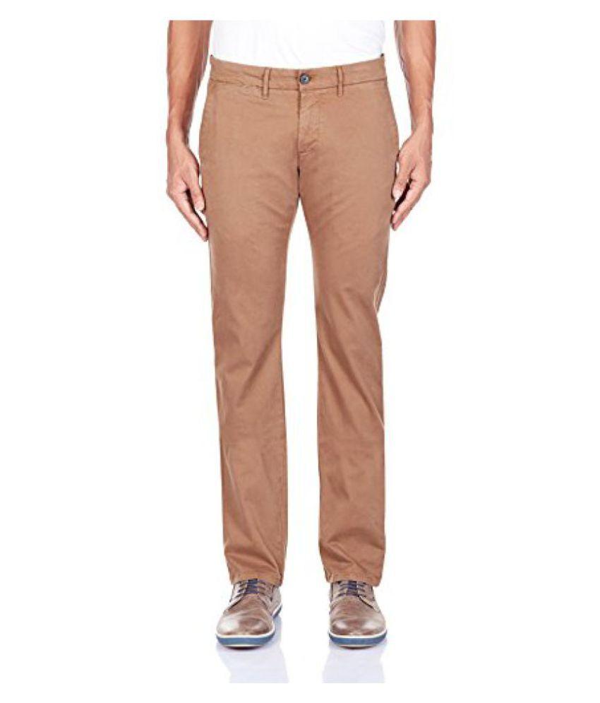 CelioMens Casual Trouser