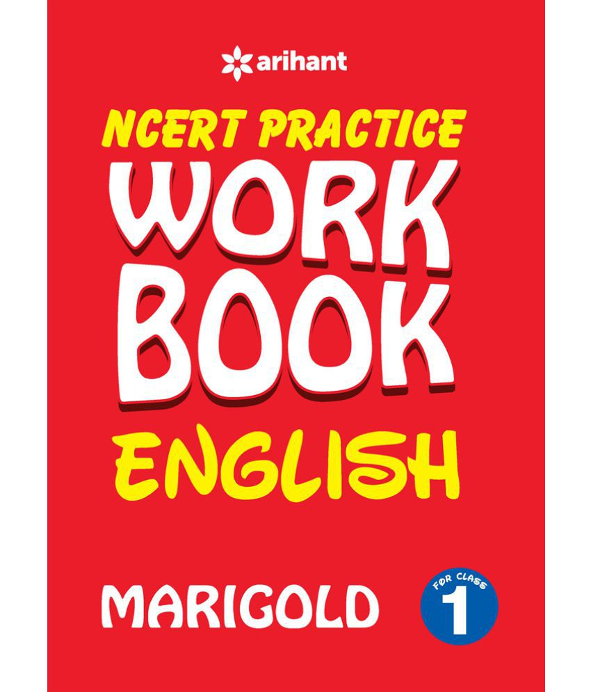 Ncert Practice Workbook English Marigold For Class 1 Buy Ncert Practice Workbook English Marigold For Class 1 Online At Low Price In India On Snapdeal
