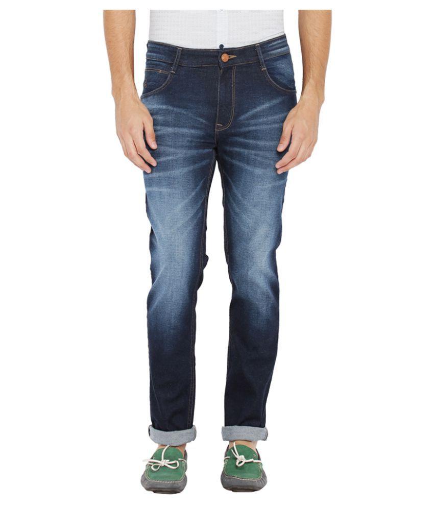 Parx Blue Slim Jeans