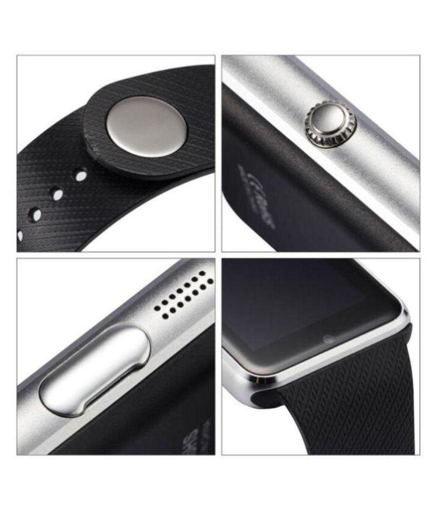 d7af71147 RJD A1 Smart Watches Black - Wearable   Smartwatches Online at Low ...