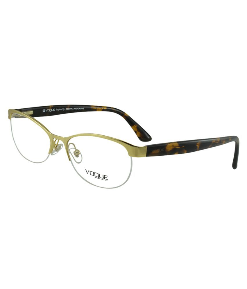 c981735807f Vogue Cateye Spectacle Frame VO3992 - Buy Vogue Cateye Spectacle Frame  VO3992 Online at Low Price - Snapdeal