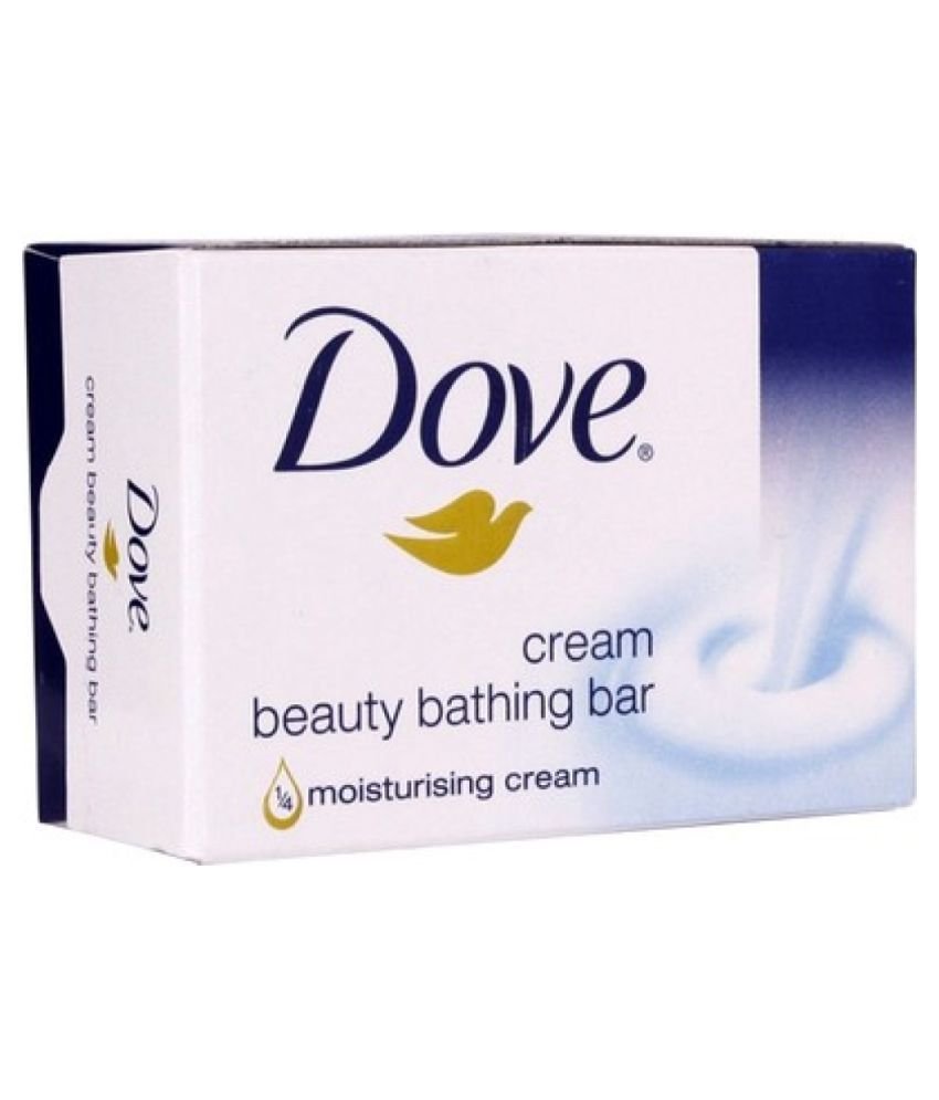 Dove Soap 75 Gm Pack Of 3  available at snapdeal for Rs.120
