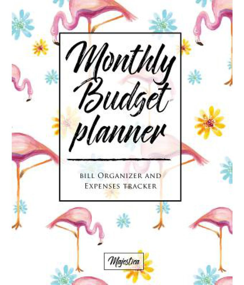 monthly budget planner buy monthly budget planner online at low
