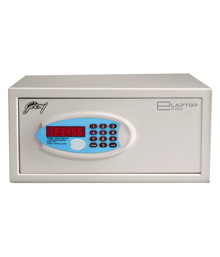 Godrej Safe - E - Laptop Pro (Post Purchase Free Demo,Call - 1800 ...