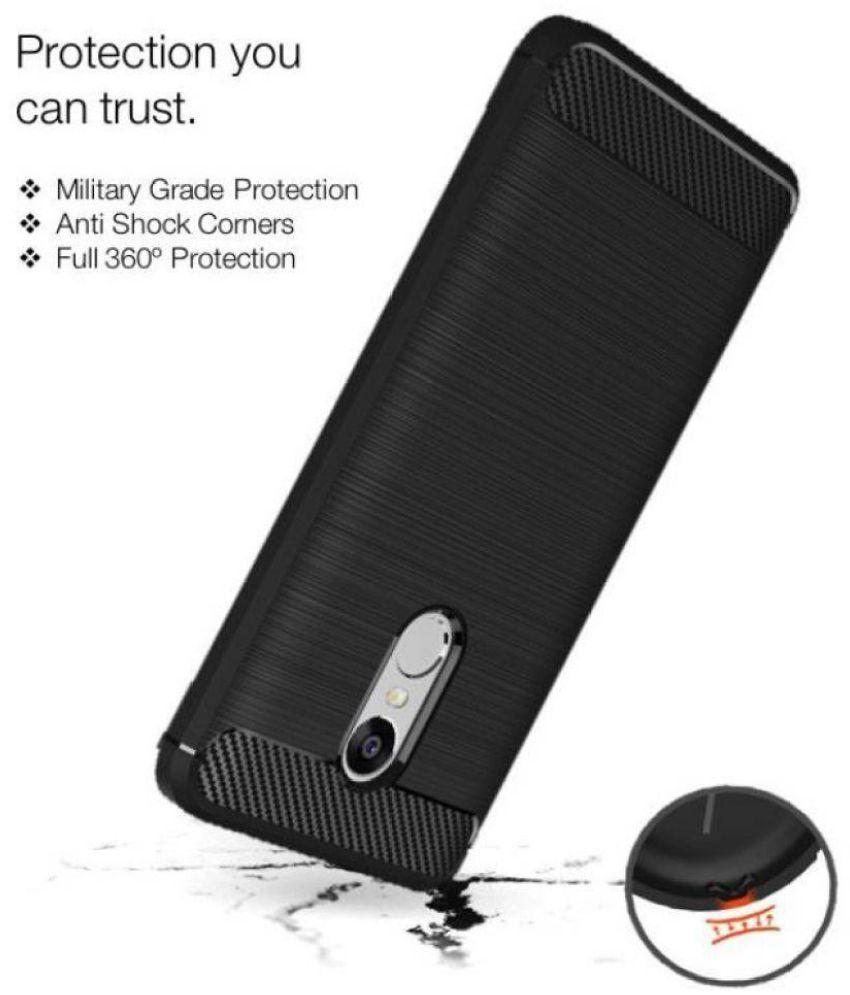 buy online 82fd6 98d72 Xiaomi Redmi Note 4 Shock Proof Case Wow Imagine - Black