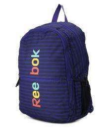 Reebok Blue Backpack
