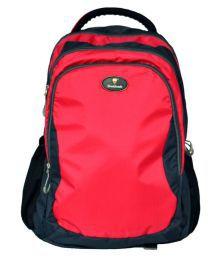 Duckback Red Backpack