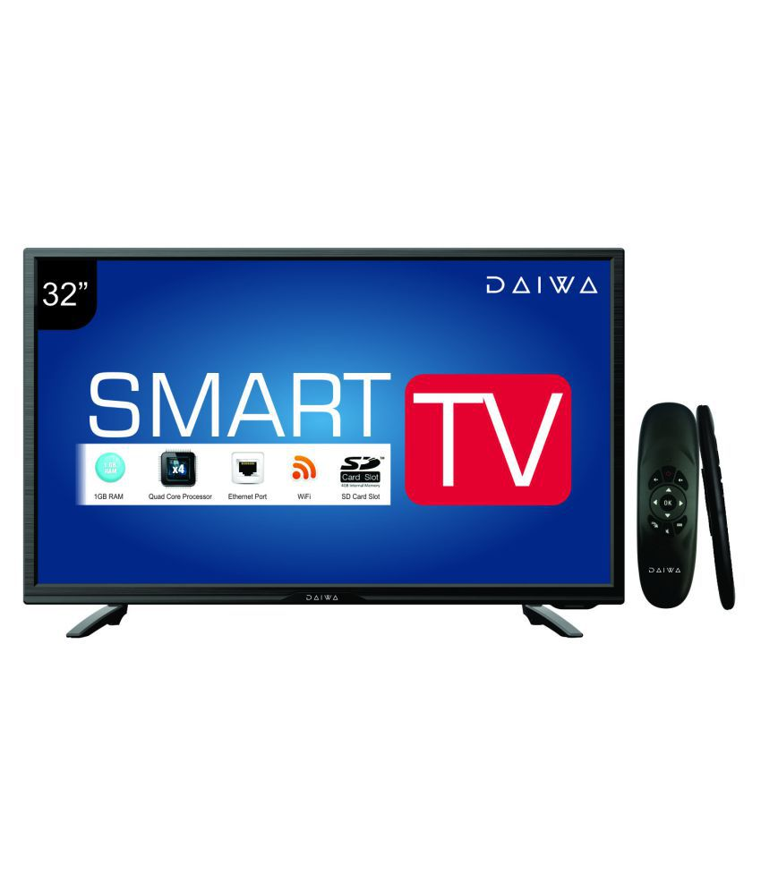 Daiwa D32D3S 31.5 Inch Smart HD Ready LED TV