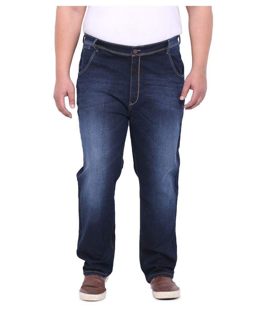 John Pride Blue Slim Jeans