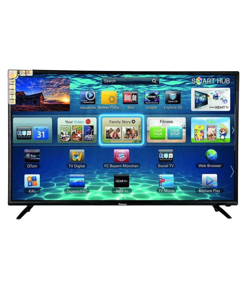 Senao 50 LED S501 SM 122 cm ( 48 ) Smart Full HD (FHD) LED Television