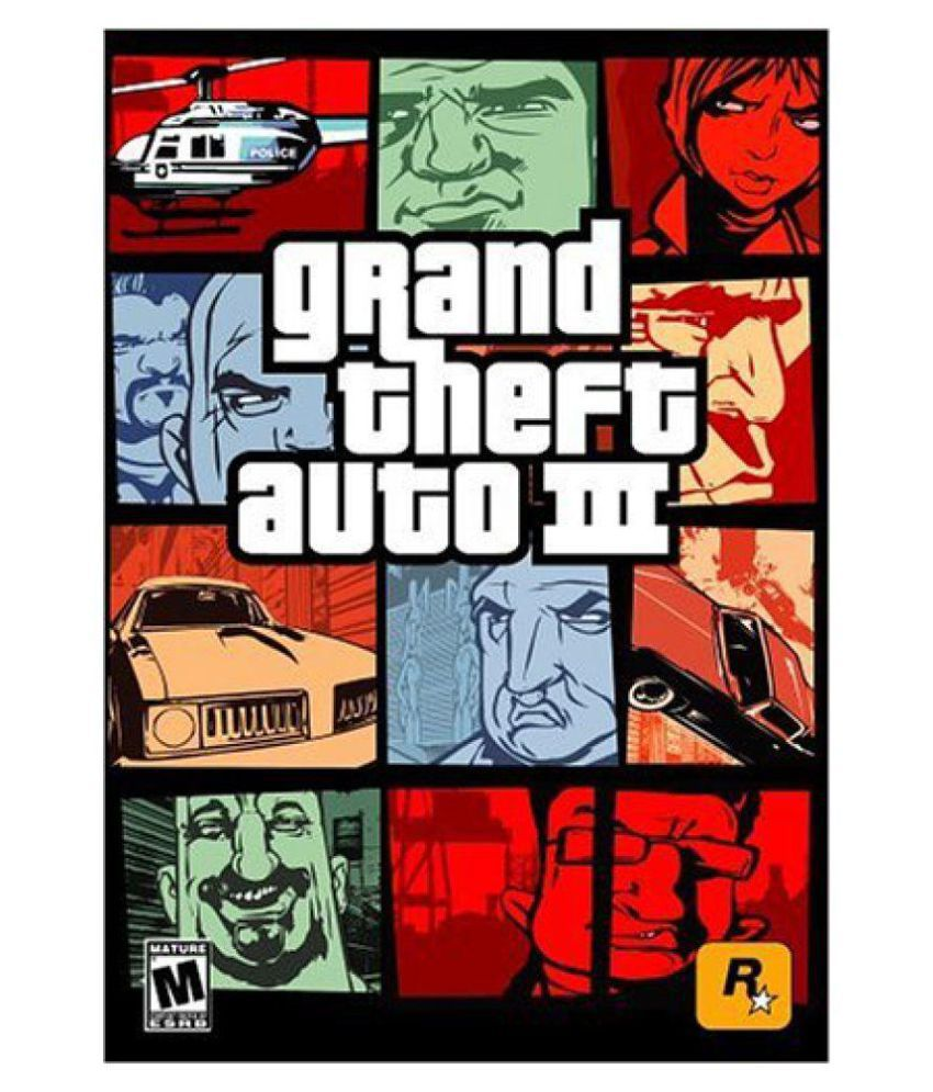 Grand Theft Auto Iii (pc) ( Pc Game ) Snapdeal deals